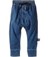 Nununu - Oversized Denim Baggy Pants (Infant/Toddler/Little Kids)