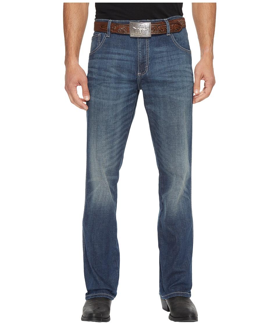 Wrangler Vintage Bootcut Slim Fit 20X Jeans (Bryant) Men'...