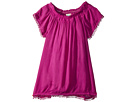 O'Neill Kids Avery Woven Sleeved Dress (Toddler/Little Kids)