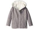 O'Neill Kids Bunny Hug Zip Hooded Fleece Hoodie (Toddler/Little Kids)