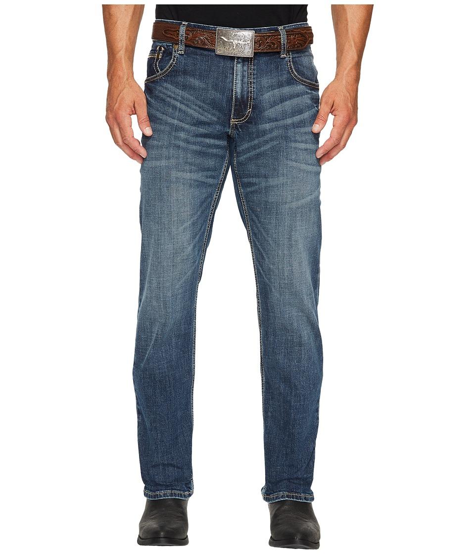 Wrangler - Retro Slim Boot Jeans (Layton) Mens Jeans