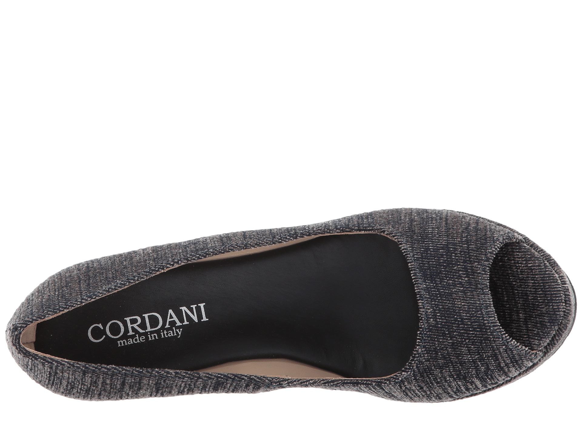 Cordani Shoes Size Chart