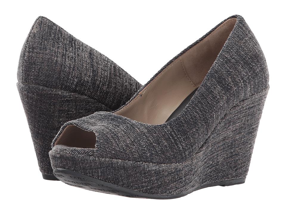 Cordani Rayner (Grey Crushed Velvet) Women