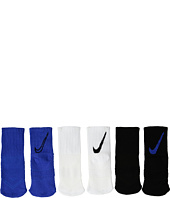 Nike Kids - 3-Pair Pack HBR Trainers Crew Socks (Toddler)