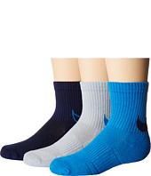 Nike Kids - 3-Pair Pack HBR Trainers Crew Socks (Toddler)