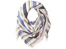Steve Madden - Blanket Stripe Triangle Day Wrap