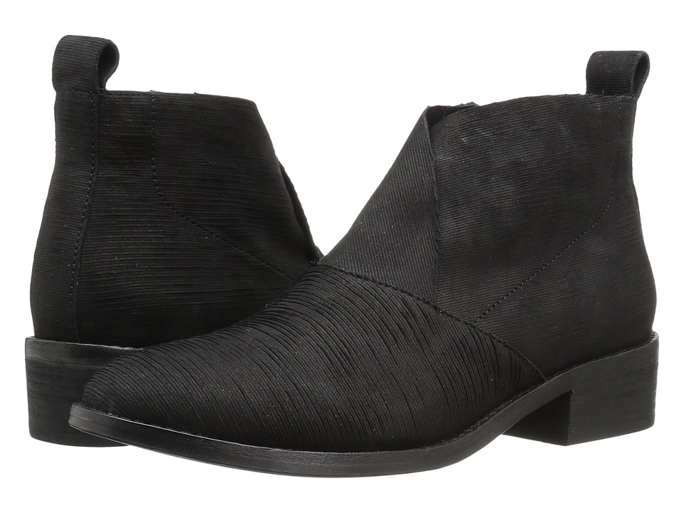 Eileen Fisher Keith (Black Intagio Nubuck) Women's Shoes