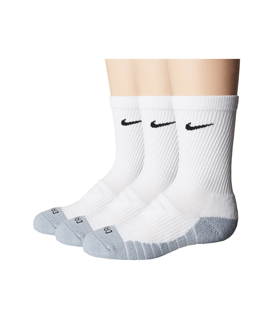 Nike Kids - 3-Pair Pack Dri