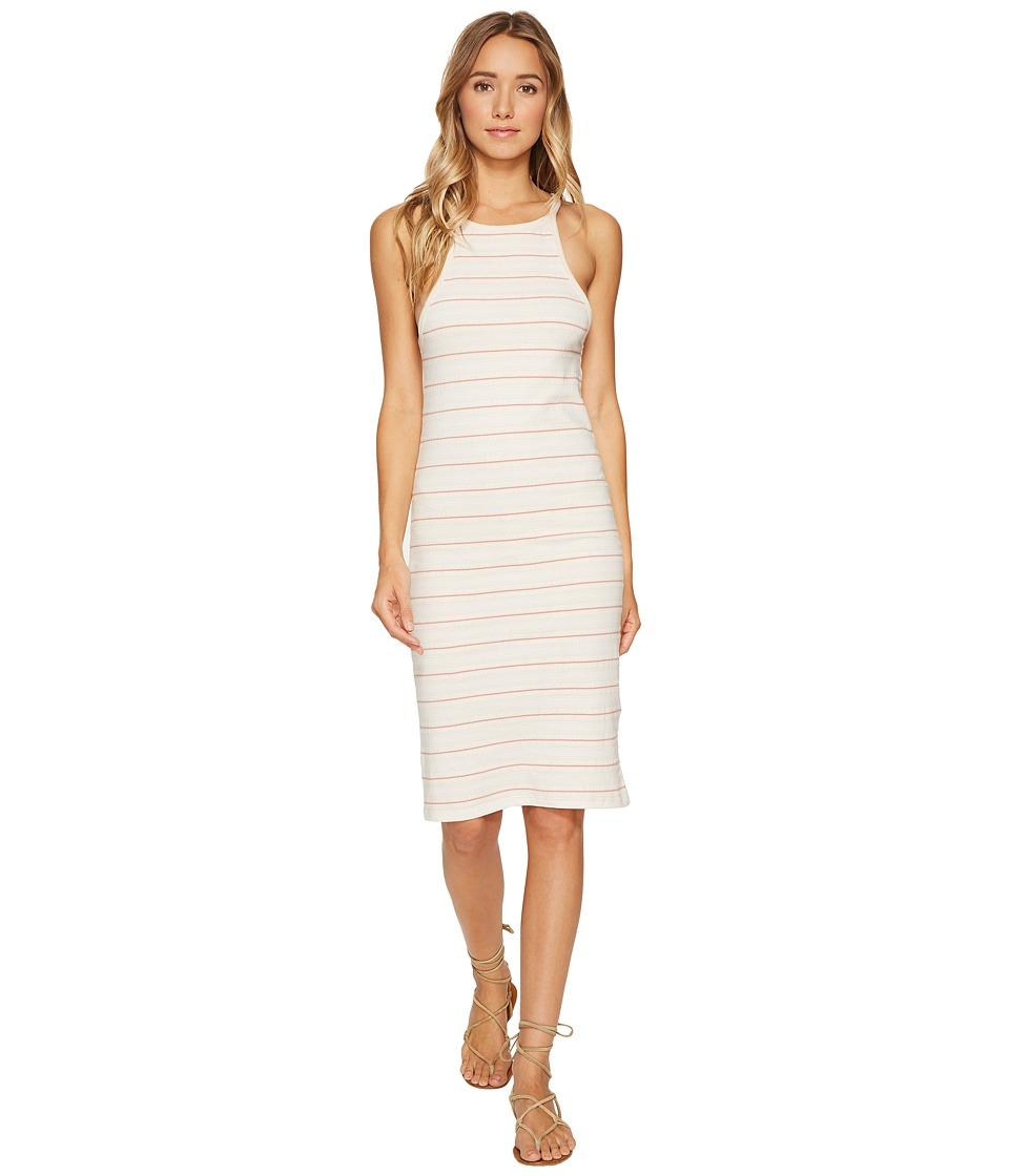 Obey Tuesday Dress (Bone Multi) Women