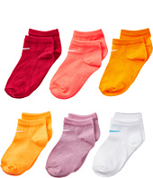 Nike Kids - 6-Pair Pack Colorful Low Cut Socks (Toddler)