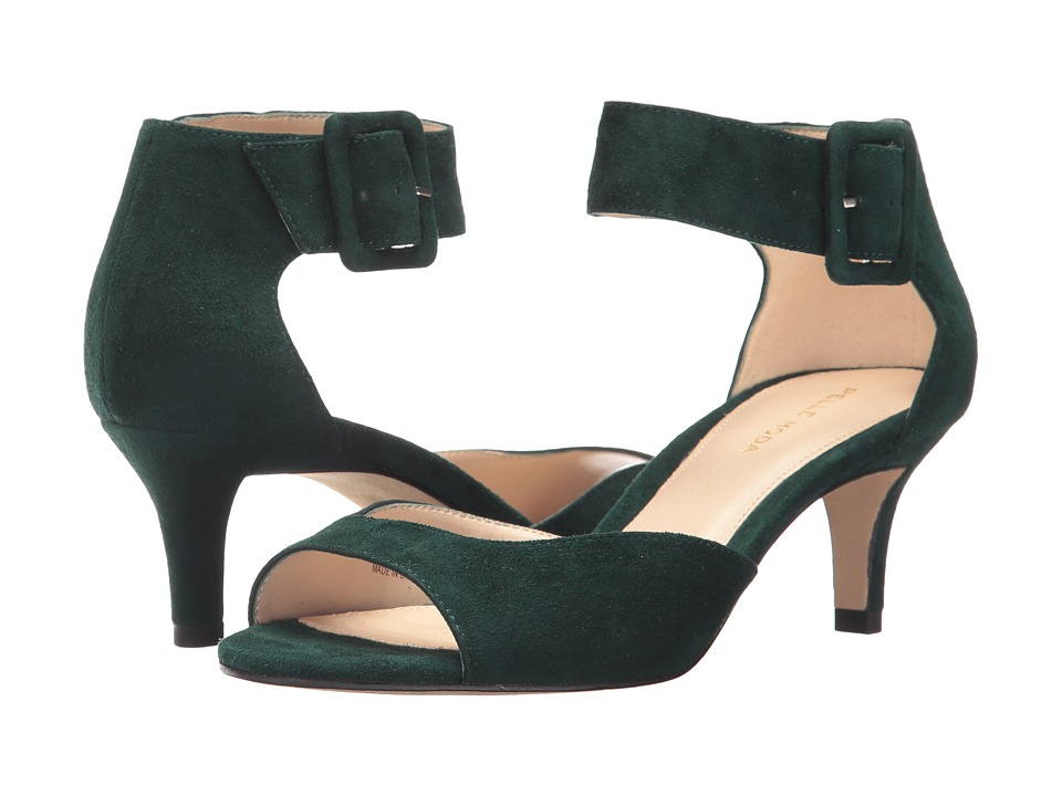 Pelle Moda Berlin (Forest Suede) High Heels
