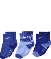 Nike Kids - 3-Pair Pack Primal Cuff Grippies (Infant/Toddler)