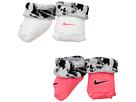 Nike Kids 2-Pair Pack Daytrip Cuff Bootie (Infant)