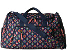 Vera Bradley Luggage Lighten Up Ultimate Gym Bag