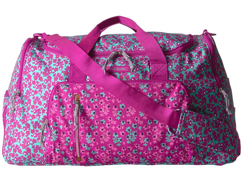 Vera Bradley Luggage - Lighten Up Ultimate Gym Bag (Ditsy...
