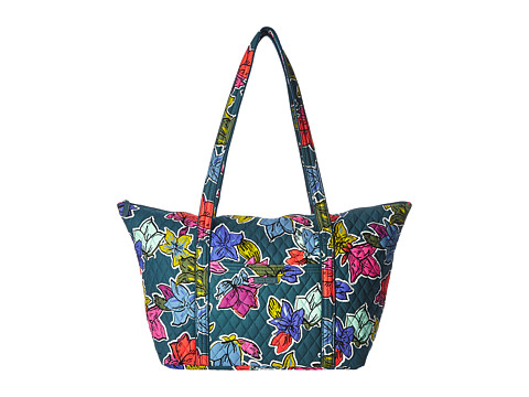 Vera Bradley Luggage Miller Bag - Falling Flowers