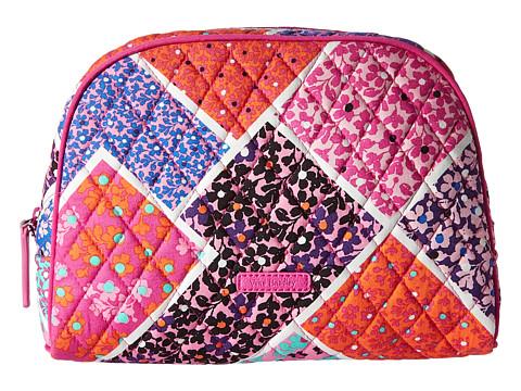 Vera Bradley Luggage Large Zip Cosmetic - Modern Medley