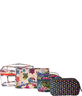 Vera Bradley Luggage - Travel Cosmetic Set