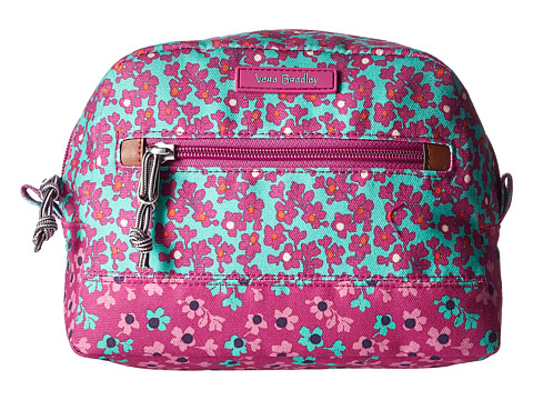 Vera Bradley Luggage Lighten Up Medium Cosmetic - Ditsy Dot