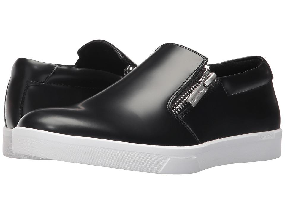 Calvin Klein Ibiza (Black Box Leather) Men