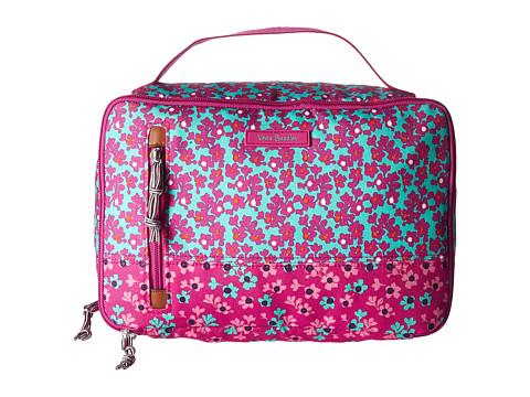 Vera Bradley Luggage Large Blush & Brush Case - Ditsy Dot