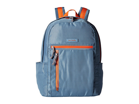 Vera Bradley Lighten Up Small Backpack - Mineral Blue