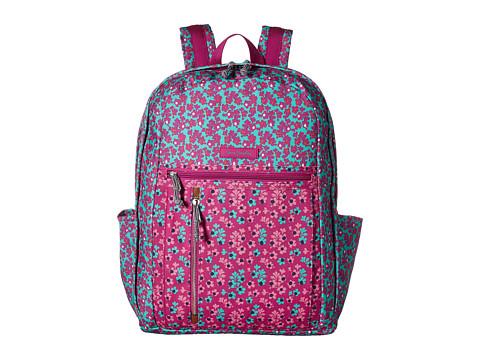 Vera Bradley Grand Backpack - Ditsy Dot