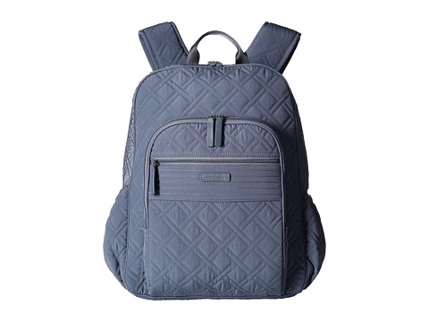 Vera Bradley Campus Tech Backpack - Charcoal