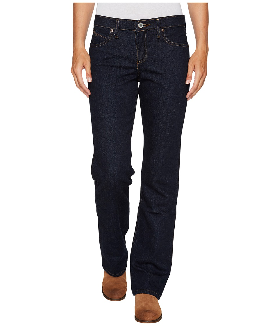 Wrangler - Q-Baby Ultimate Riding Jeans (Dark Wash 2) Women's Jeans