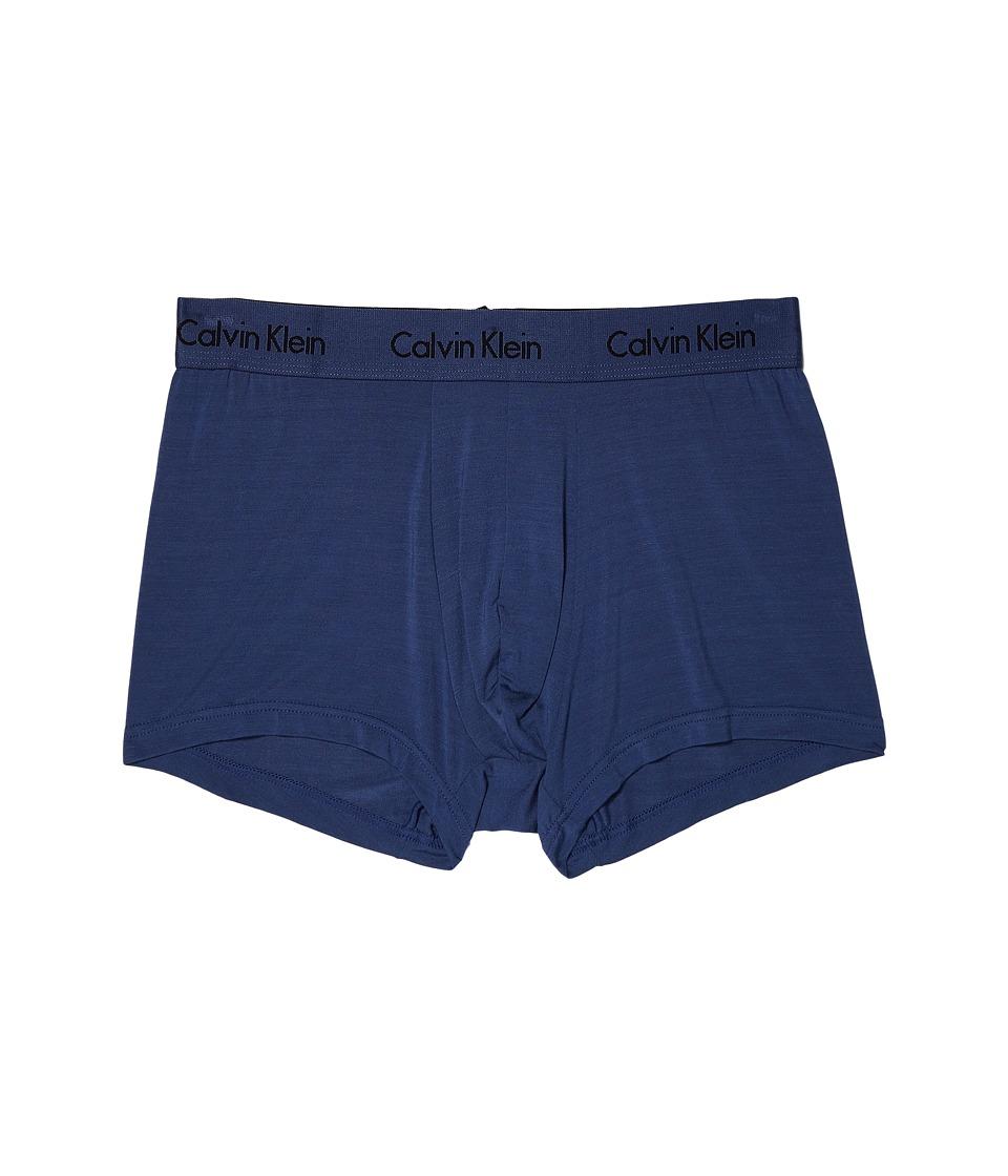 Calvin Klein Underwear - Micro Modal Trunk U5554 (Placid)...