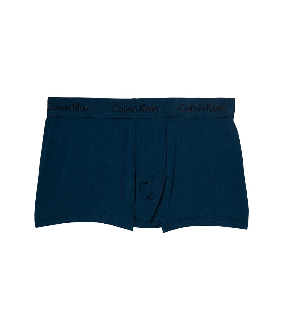 Calvin Klein Underwear - Micro Modal Trunk U5554 (Fountai...