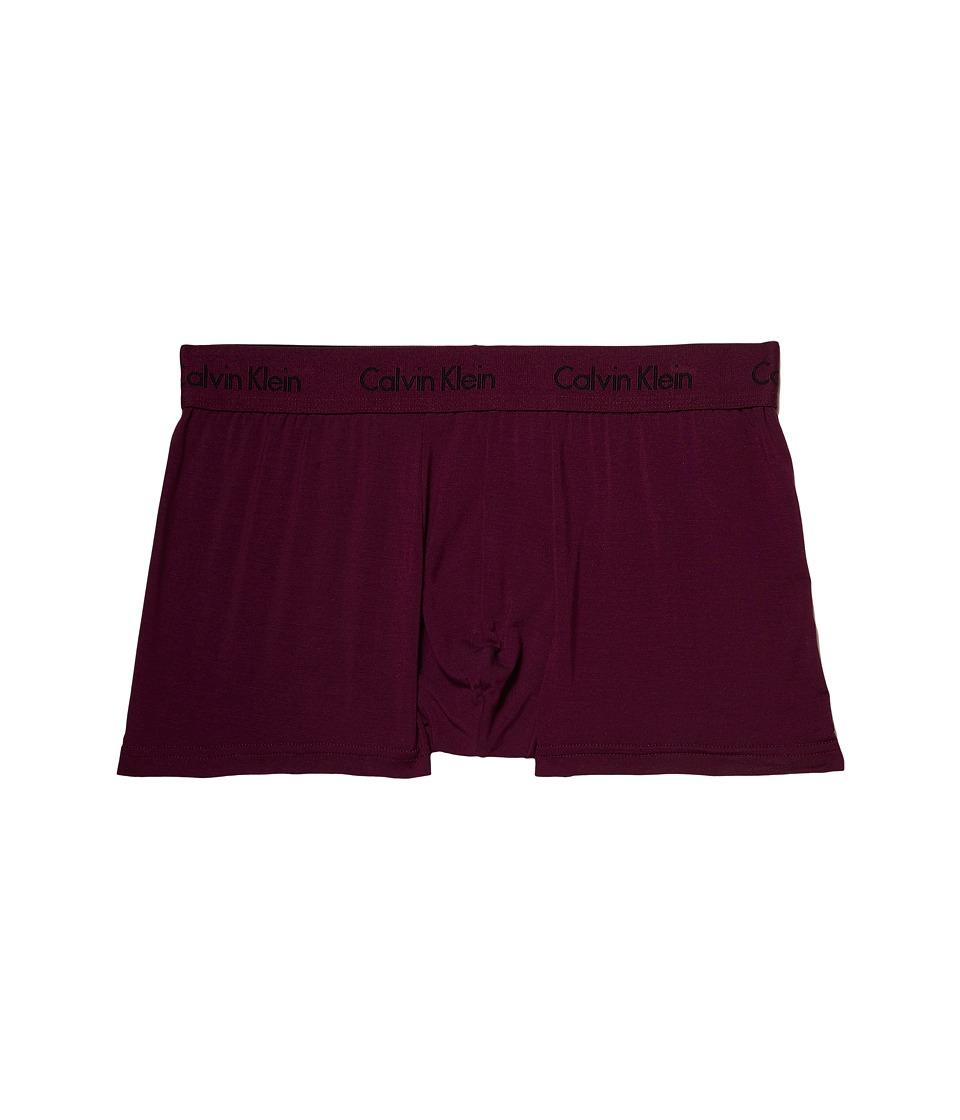 Calvin Klein Underwear - Micro Modal Trunk U5554 (Amity) ...