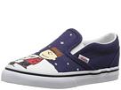 Vans Kids Classic Slip-On x Peanuts Christmas (Toddler)