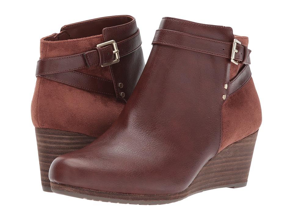 Dr. Scholl's Double (Copper Brown) Women's Shoes