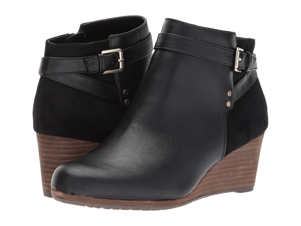 Dr. Scholl's Double (Black) Women's Shoes