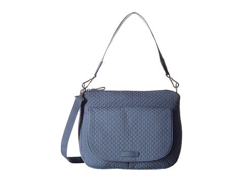 Vera Bradley Carson Shoulder Bag - Charcoal