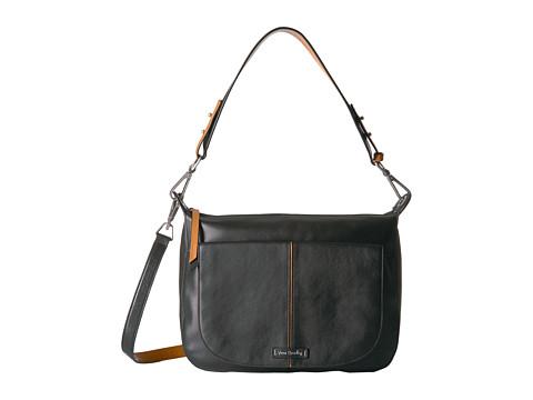 Vera Bradley Carson Shoulder Bag - Black