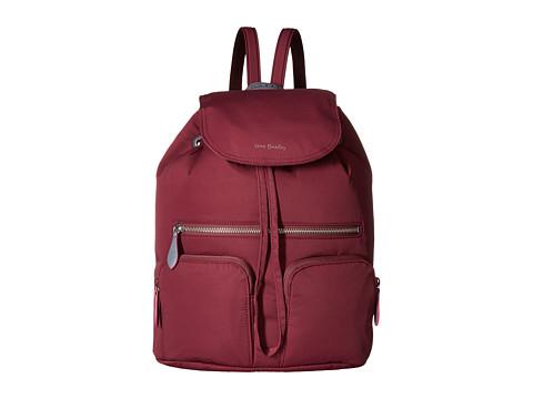 Vera Bradley Midtown Cargo Backpack - Hawthorn Rose