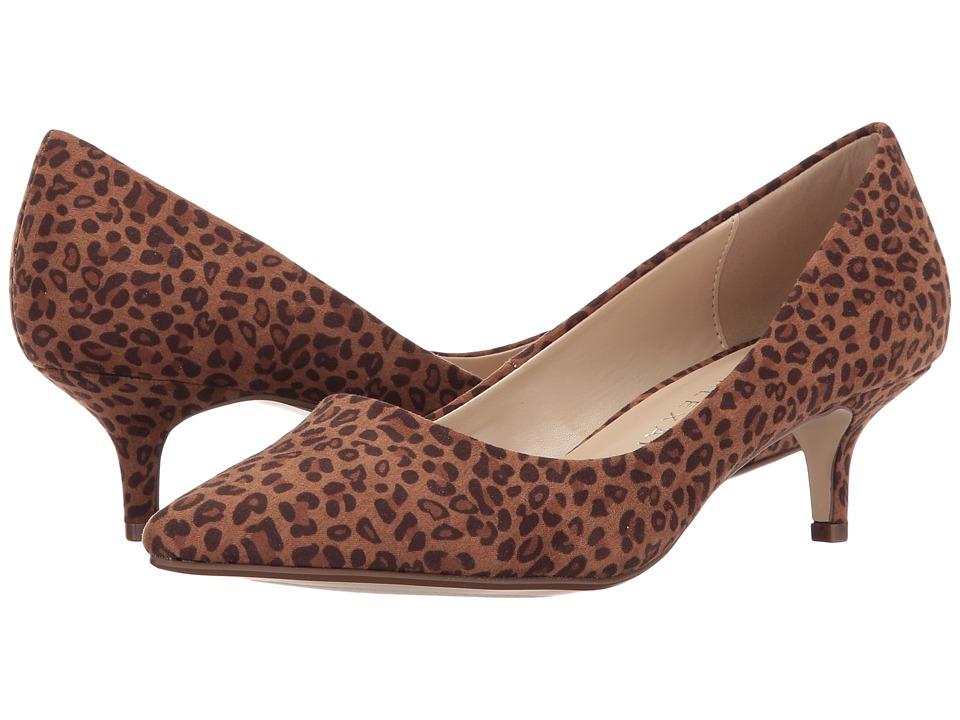 Athena Alexander Teague (Tan Leopard Fabric) Women