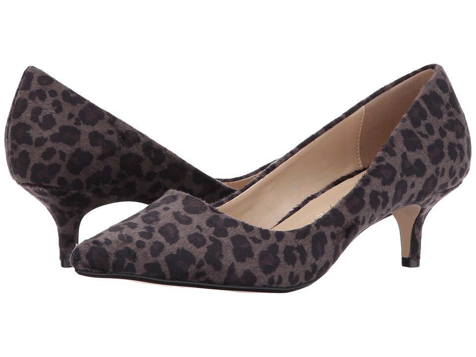 Athena Alexander Teague (Black Leopard Fabric) Women