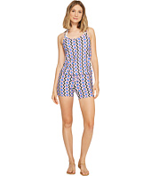 Splendid - Astoria Romper Cover-Up