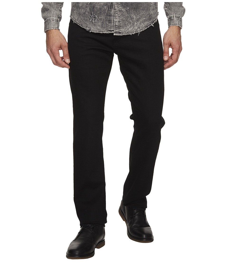 AG Adriano Goldschmied - Matchbox Slim Straight Leg Denim in Deep Pitch (Deep Pitch) Mens Jeans