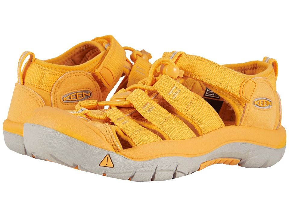 Keen Kids Newport H2 (Little Kid/Big Kid) (Beeswax) Kids Shoes