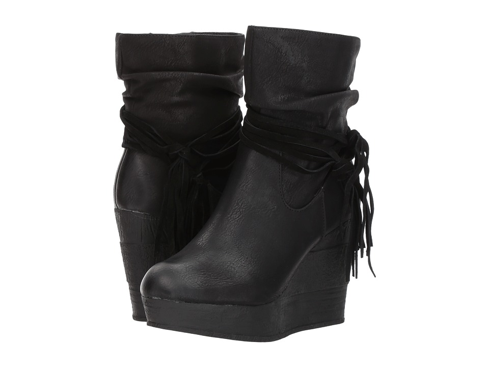 Sbicca Elkie (Black) Women