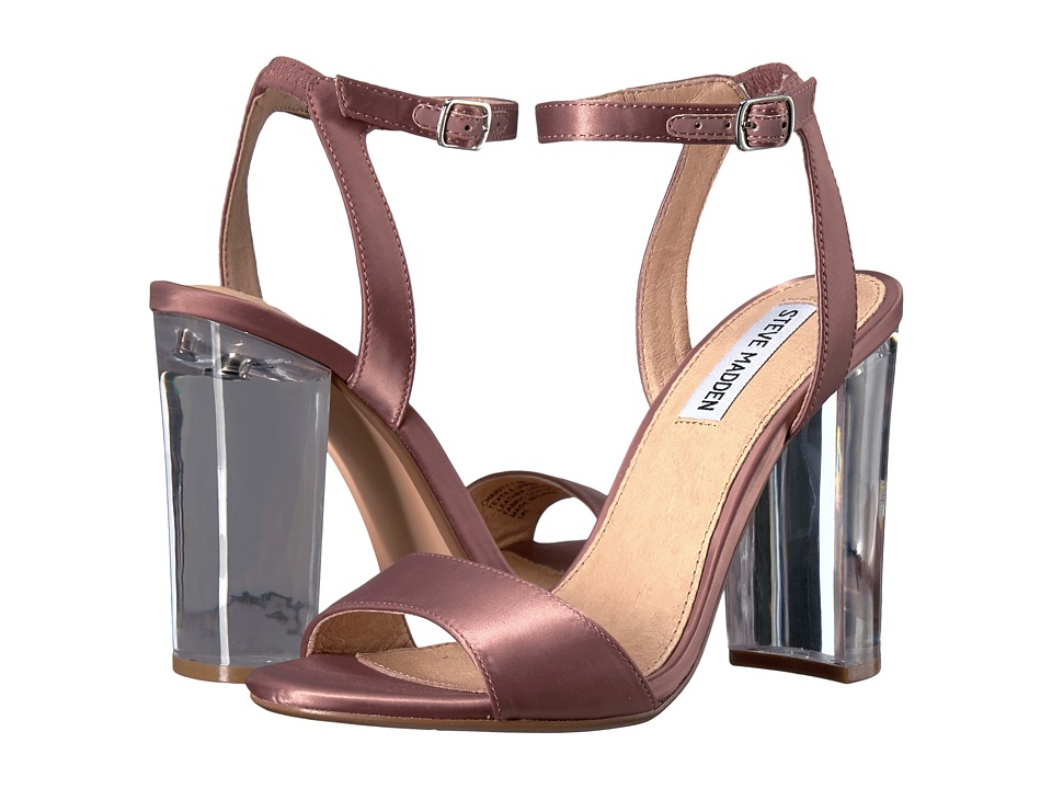 Steve Madden Charity (Mauve Satin) Women