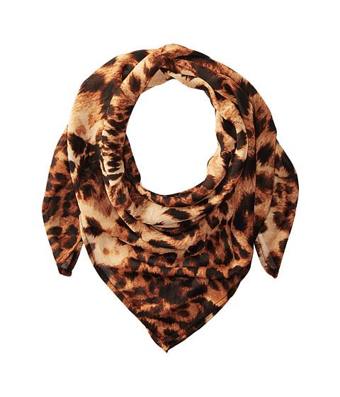Vanessa Mooney The Leopard Rush Bandana - Brown