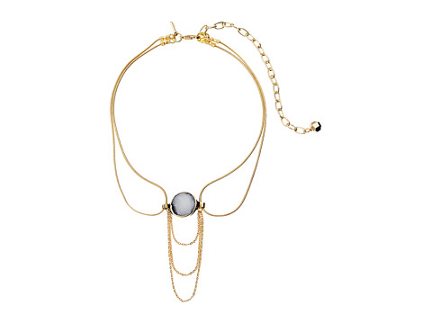 Vanessa Mooney The Isabelle Necklace - Black