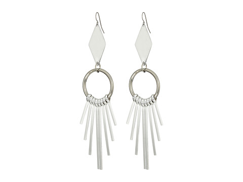 Vanessa Mooney The Liberty Earrings - Silver