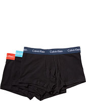 Calvin Klein Underwear - Cotton Stretch Low Rise Trunk 3-Pack NU2664