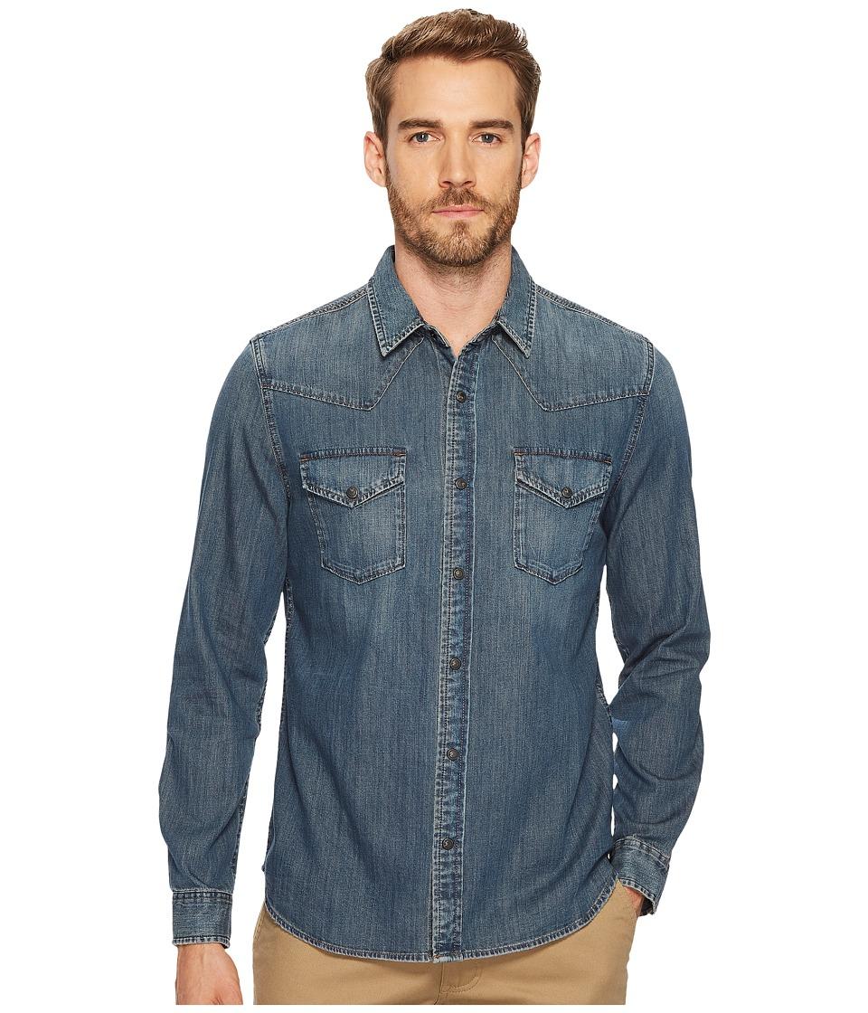 AG Adriano Goldschmied - Ethan Long Sleeve Denim Shirt